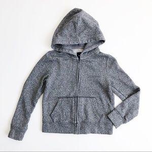 Gap Shimmery Hoodie Jacket